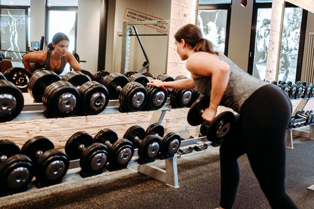Kraftübungen oder Sprengstoff zur Gewichtsreduktion